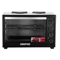 Geepas GO4452 Electric oven with Rotisserie and Convection
